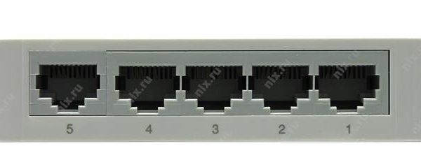 Коммутатор TP-LINK TL-SF1005D 5 x RJ45