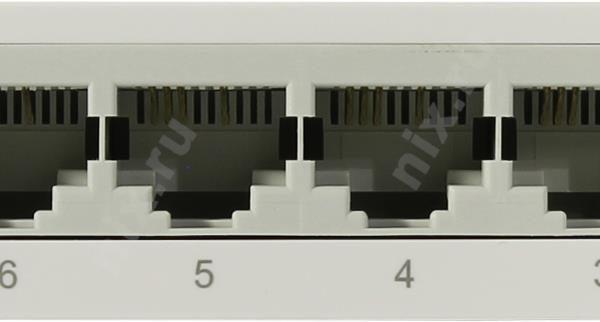 Коммутатор TP-LINK TL-SF1008D 8 x RJ45