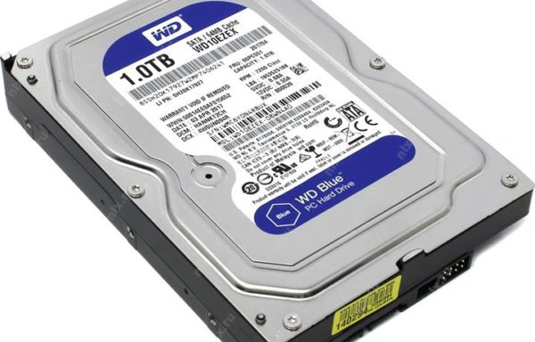 Жесткий диск Western Digital 1 Тб